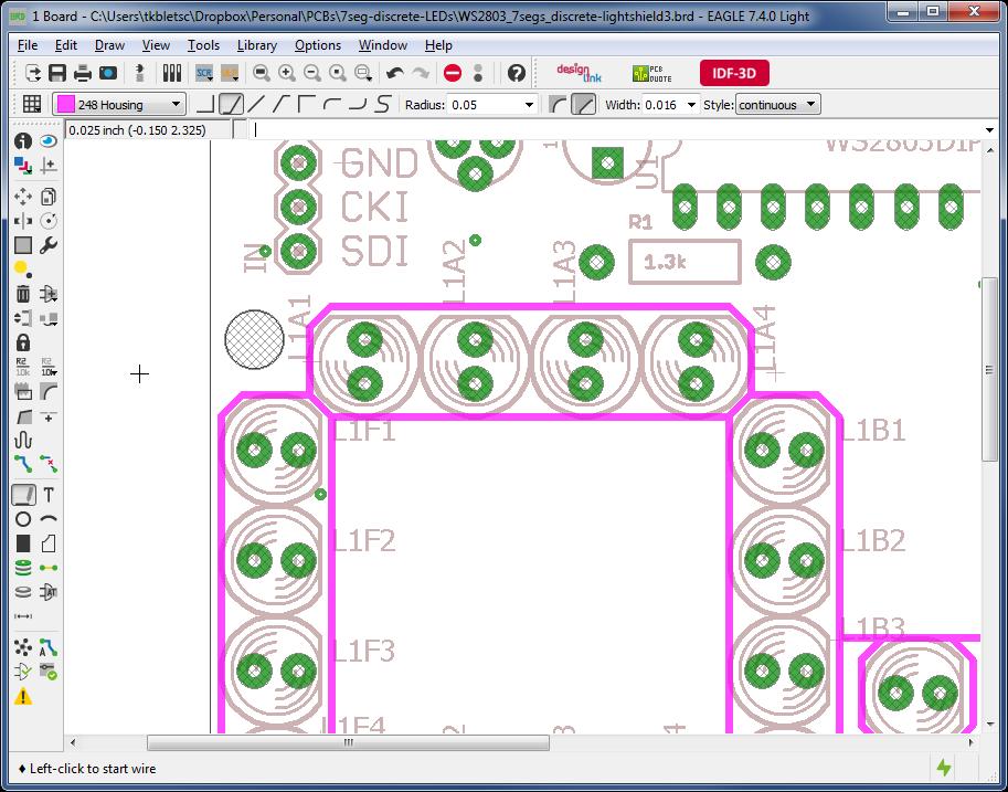 Funky Eagle Pcb Design Adornment - Schematic Diagram Series Circuit ...